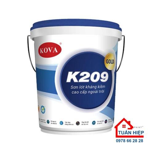 SƠN LÓT NGOÀI TRỜI KHÁNG KIỀM CAO CẤP K209-GOLD