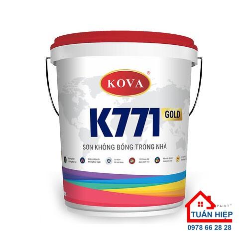 SƠN KHÔNG BÓNG TRONG NHÀ K771-GOLD