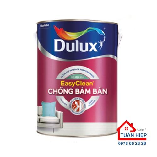 Sơn nước nội thất cao cấp Dulux Easyclean chống bám bẩn - bề mặt mờ Z966