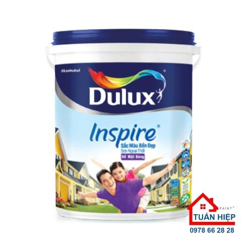 Sơn nước ngoại thất Dulux Inspire bề mặt bóng 79AB